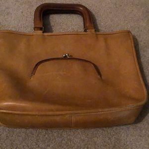 Vintage Coach/briefcase!